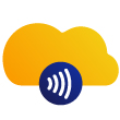 Visa Ready cloud based payments icon